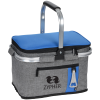 View Image 1 of 7 of Koozie® Collapsible Picnic Basket