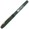 View Image 1 of 3 of Bic Grip Rollerball Pen - Gold