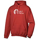 Gildan 50/50 Adult Hooded Sweatshirt - Screen