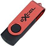 USB Swing Drive - Colour - 2GB