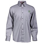 Harriton Twill Shirt with Stain Release - Men