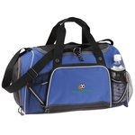 Verve Sport Duffel - Embroidered