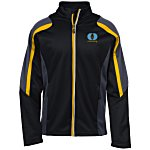 Strike Colourblock Fleece Jacket - Men's