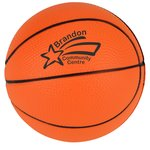 Foam Sport Ball - Basketball - 4