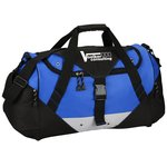 Buckle Top Duffel - Closeout
