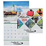 Motivation Deluxe Appointment Calendar - French