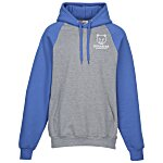Everyday Fleece Two-Tone Hooded Sweatshirt - Screen