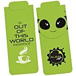 Paws and Claws Magnetic Bookmark - Alien