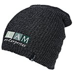 Spyder Knit Slouch Beanie