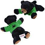 Aurora Mini Flopsie - Black Bear
