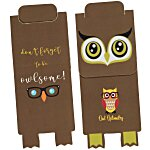 Paws and Claws Magnetic Bookmark - Great Horned Owl