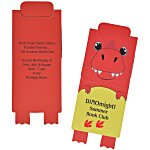 Paws and Claws Magnetic Bookmark - T-Rex