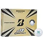 Bridgestone E12 Contact Golf Ball - Dozen