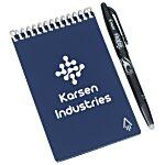 Rocketbook Mini Flip Notebook with Pen