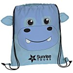 Paws and Claws Sportpack - Hippo