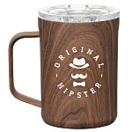 Corkcicle Coffee Mug - 16 oz. - Wood