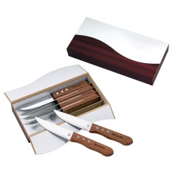 View a larger, more detailed picture of the Niagara Cutlery Steak Knife Set