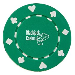 View a larger, more detailed picture of the Poker Chips