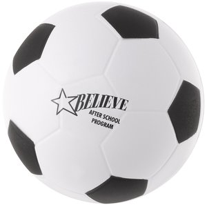 Stress Reliever - Soccer Ball Main Image