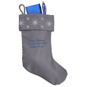 Frost Star Stocking