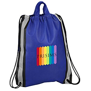 Reflective Stripe Sportpack Large - Full Colour Main Image
