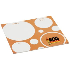 Bic Note Paper Mouse Pad - Bubbles Main Image