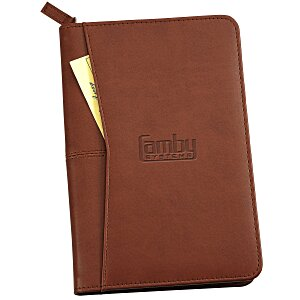 Pedova Jr Zippered Padfolio Main Image