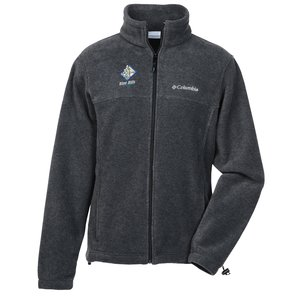 Columbia Full-Zip Fleece Jacket - Men's