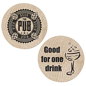 Wooden Nickel - Drink Main Image