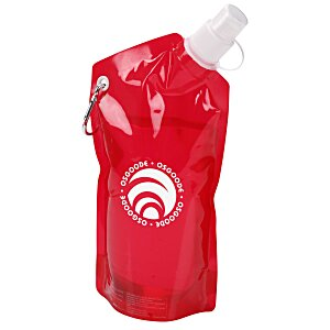 Folding Water Bottle - 20 oz.