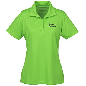 Coal Harbour Tricot Snag Protection Wicking Polo - Ladies' Main Image