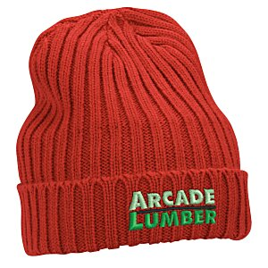 Spire Cable Knit Beanie Main Image