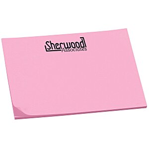 "Post-it® Notes - 3"" x 4"" - 25 Sheet Main Image"
