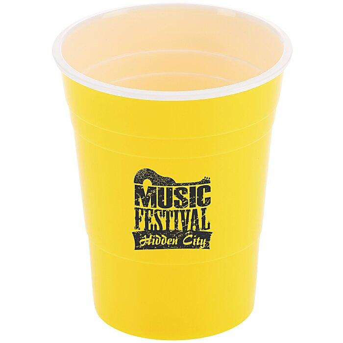 537c03b4724 4imprint.ca: Reusable Plastic Party Cup - 16 oz. C119929