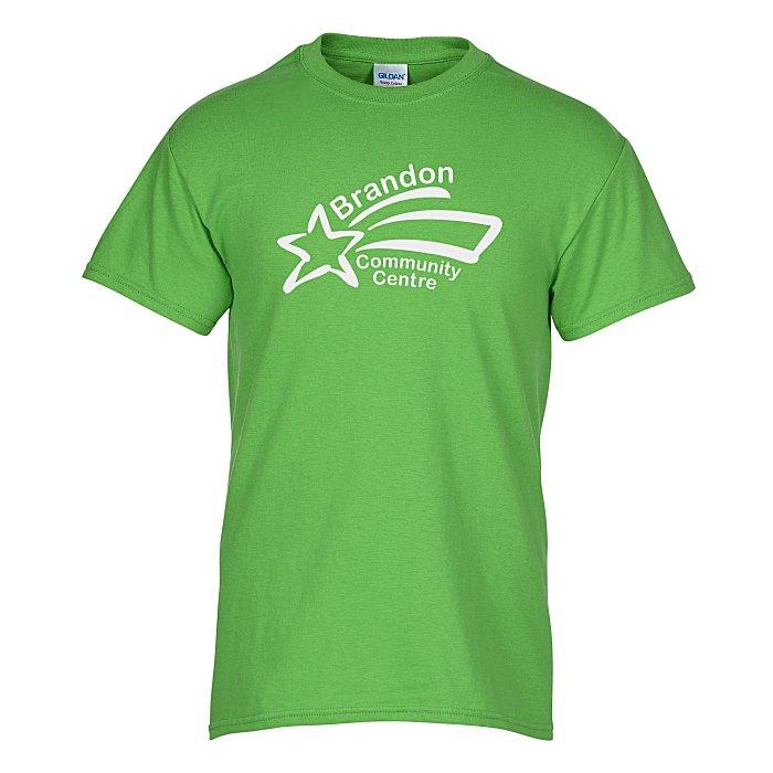 35a320e8bd67 4imprint.ca: Gildan Heavy Cotton T-Shirt - Men's - Screen - Colours  C123894-M-S-C