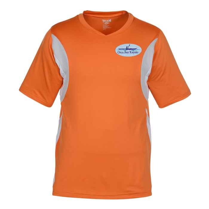 separation shoes 2dcdd 82f70 Tournament Performance Jersey T-Shirt - Men's - Embroidered
