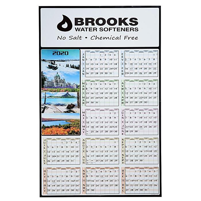 Year Calendar Seasons : Imprint four seasons span a year calendar c