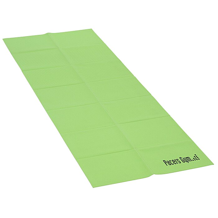 4imprint.ca: Foldable Yoga Mat C132164