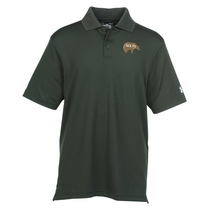 373bba35 4imprint.ca: Under Armour Corporate Performance Polo - Men's - Embroidered  C134958-M-E