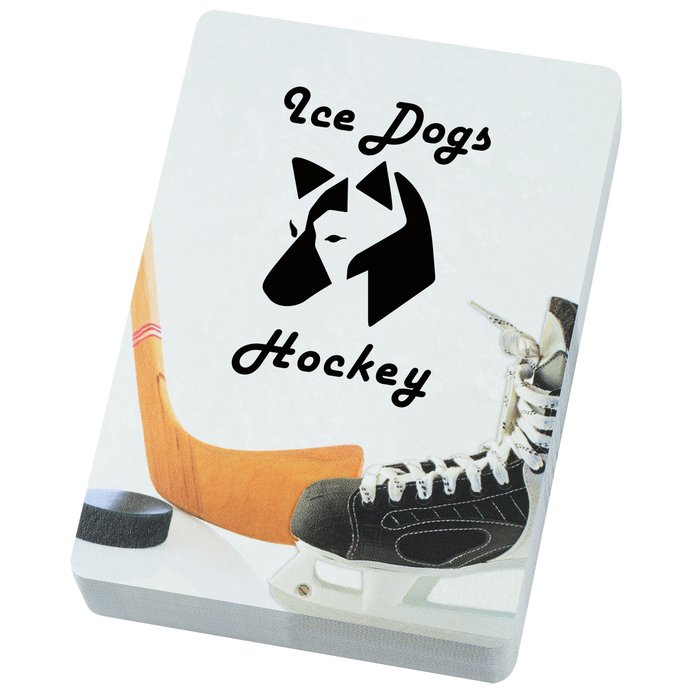 Hockey Playing Cards