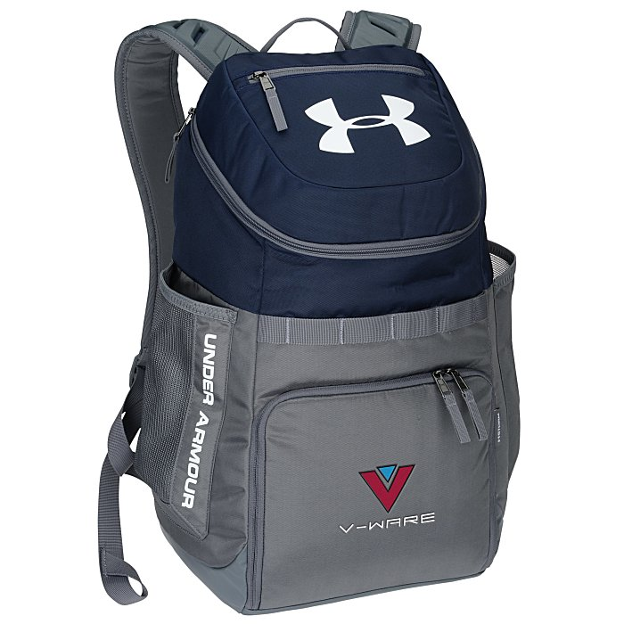 c4fed9dbc85 slide 1 of 5. Under Armour Undeniable Backpack - Embroidered ...