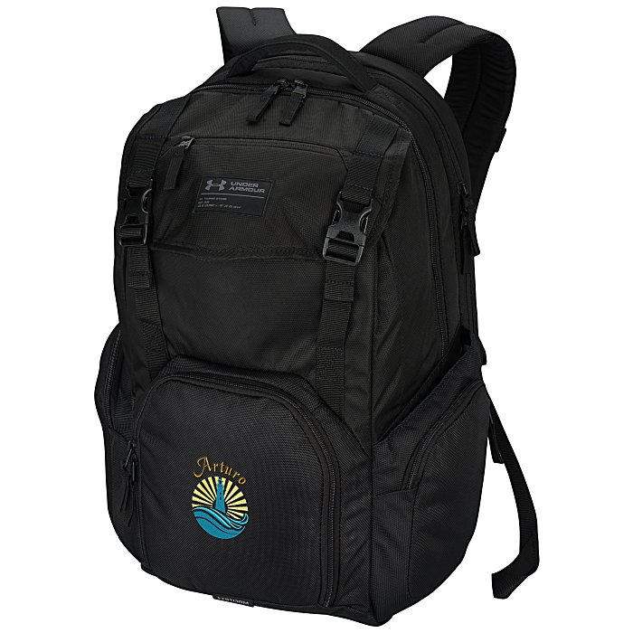 4imprint.ca  Under Armour Coalition Laptop Backpack - Embroidered C149689-E 05826ad768