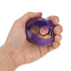 View Extra Image 1 of 1 of Oval Quikoin Coin Purse - Translucent
