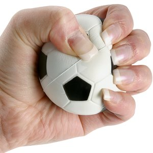 Stress Reliever - Soccer Ball Image 2 of 2