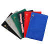View Extra Image 1 of 1 of Deluxe Hemmed Golf Towel - Colours