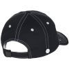 View Extra Image 2 of 3 of Prestige Two-Tone Cap with Face Mask Buttons