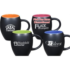Matte Barrel Mug - 16 oz.