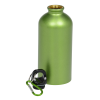 View Extra Image 1 of 2 of Carabiner Stainless Steel Water Bottle - 16 oz. - Matte