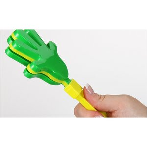 Hand Clapper - Assorted Neon Image 1 of 2