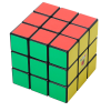 View Extra Image 3 of 4 of Rubik's Cube - Full Colour